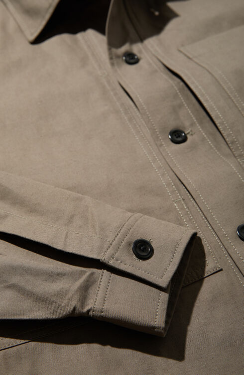 Cotton and linen blouse , Norse Projects   Slowear