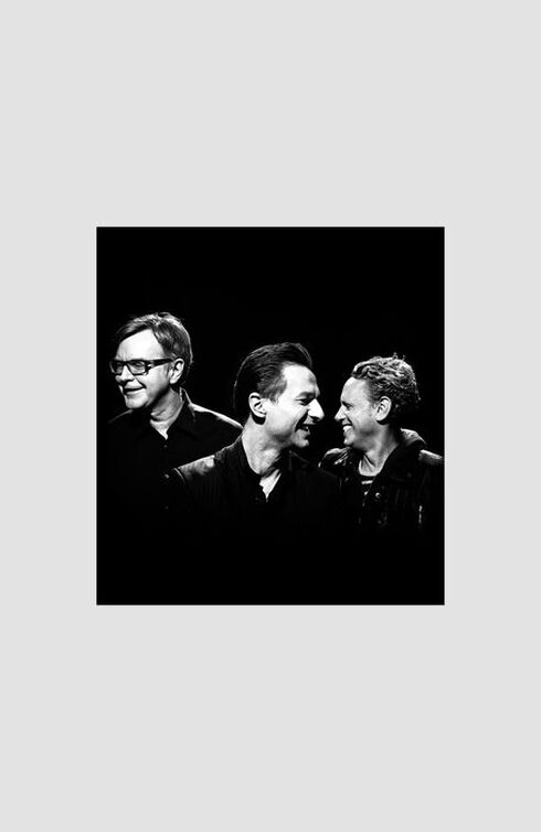 Mattia Zoppellaro - Depeche Mode (2009) , Mattia Zoppellaro | Slowear