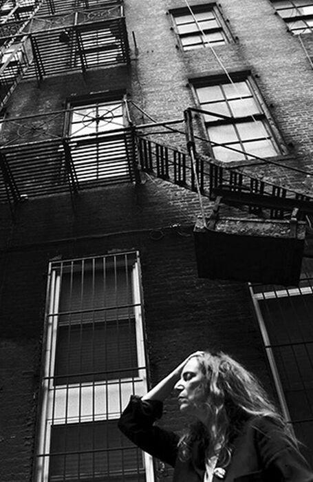 Mattia Zoppellaro - Patti Smith (2010) , Mattia Zoppellaro | Slowear