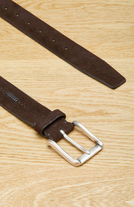 Calf leather belt with Inserts , Officina Slowear | Slowear