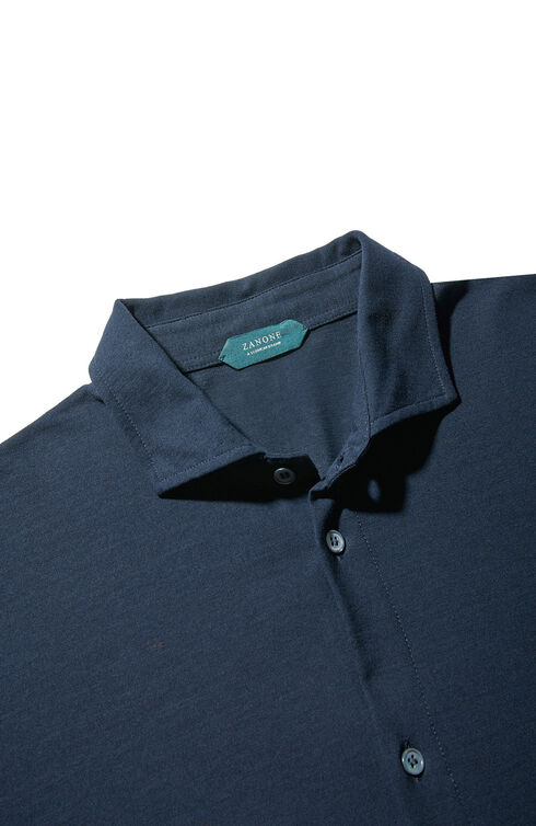 Slim Fit Shirt in IceCotton , ZANONE Icecotton | Slowear