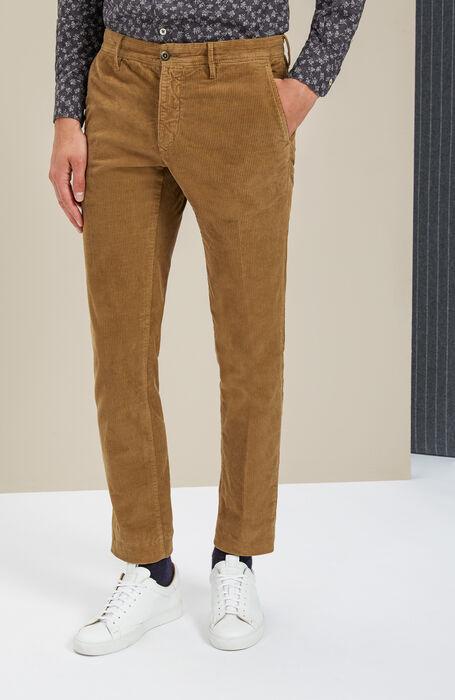 Pantalone slim fit in velluto a coste , Incotex - Slacks   Slowear
