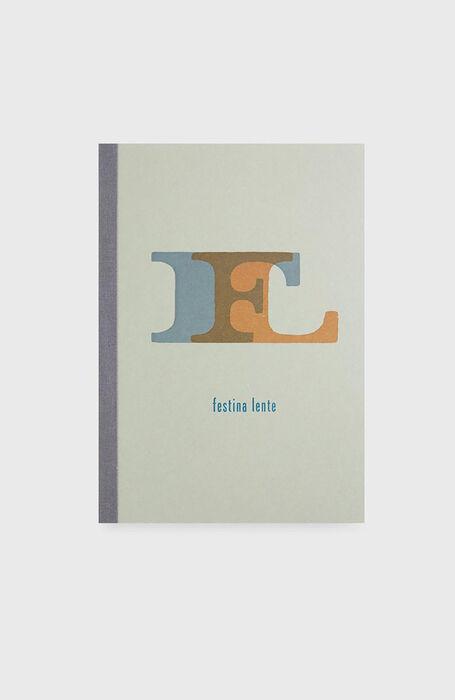 Festina Lente ラージノートブック , Officina Slowear   Slowear