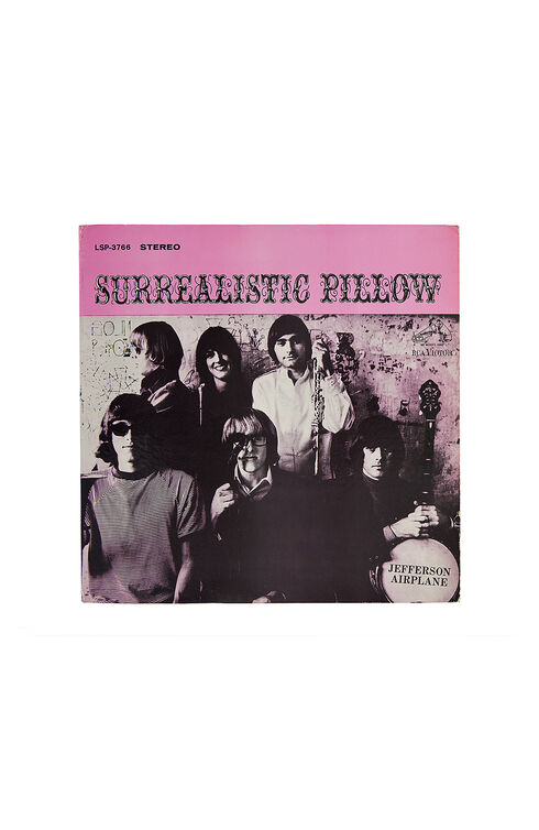 Vinyl - SURREALISTIC PILLOW-JEFFERSON , Emporio Slowear   Slowear