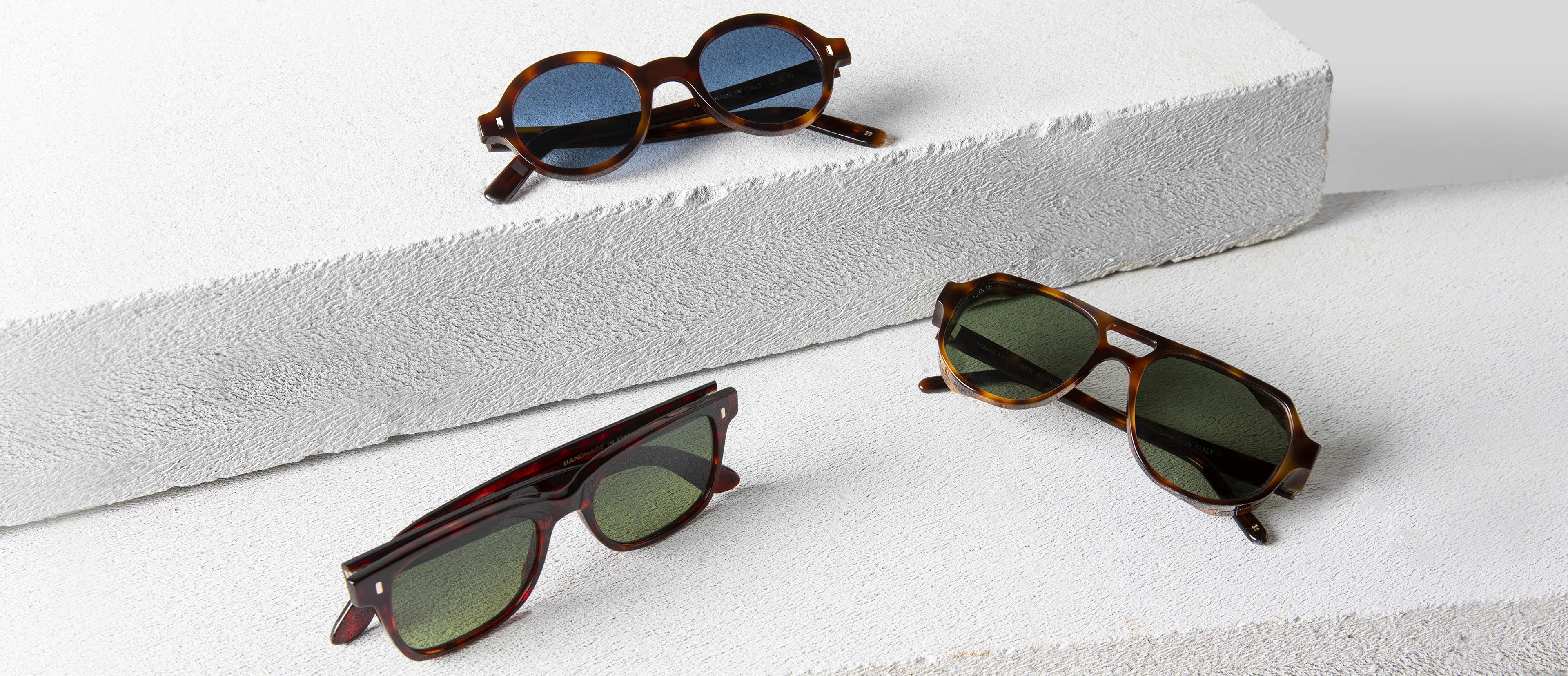 L.G.R. glasses