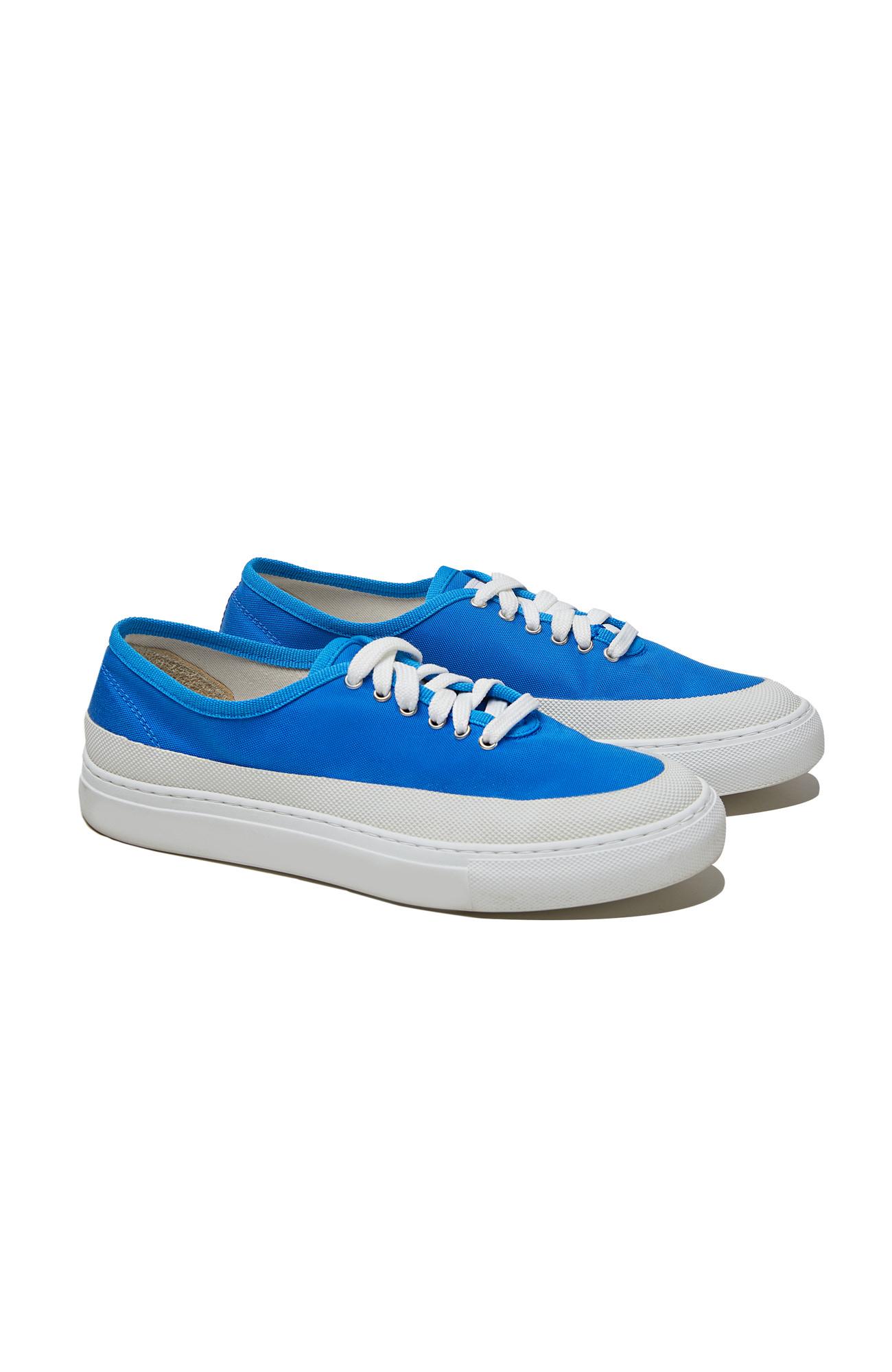 Light blue canvas trainers | Diemme X